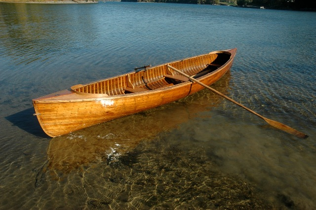 Wooden boat ontario | Chya